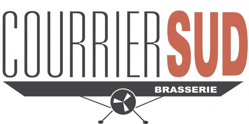 Logo brasserie Courrier Sud